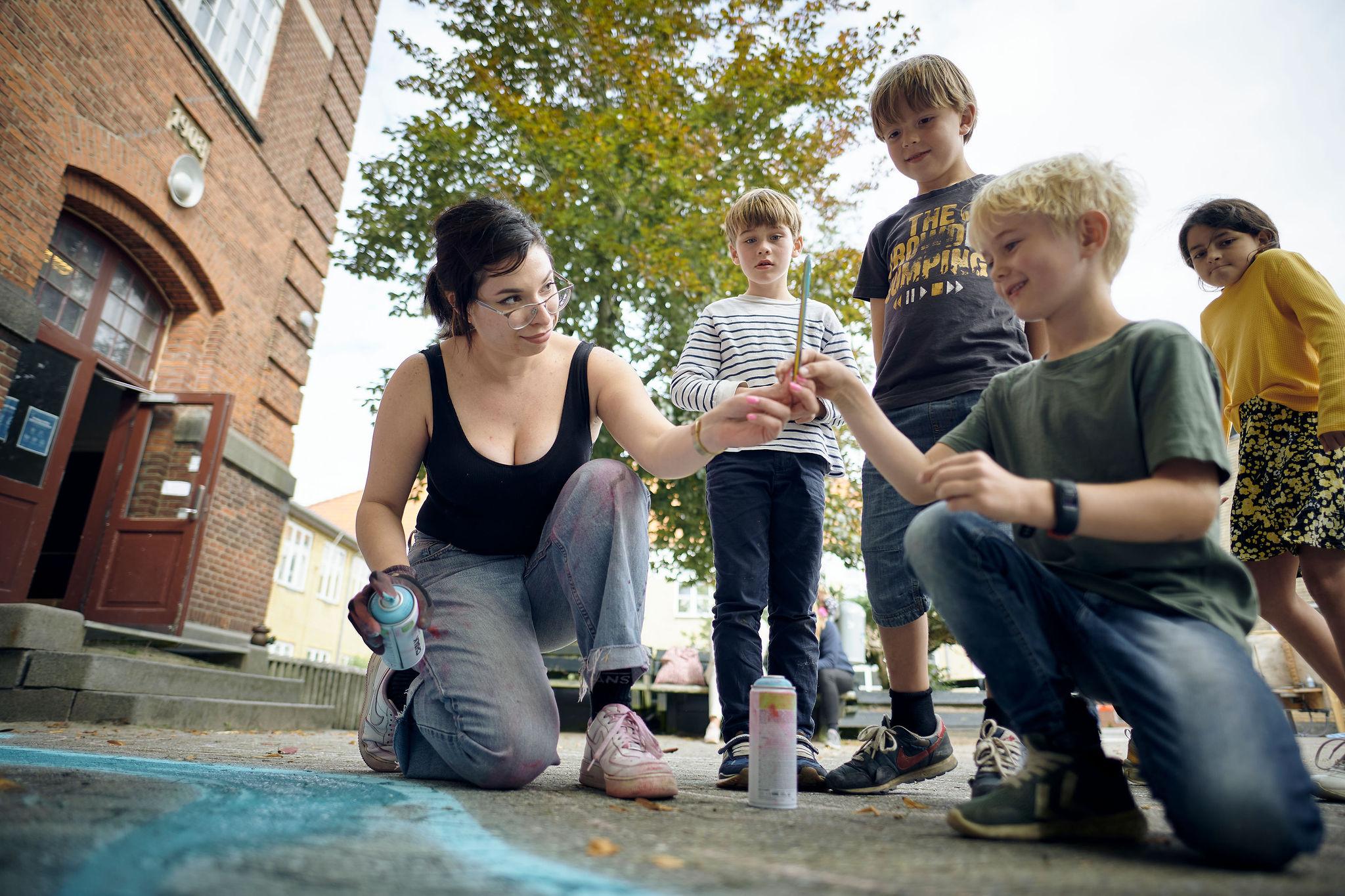 Ny kulturaftale: Mere kultur for børn og unge i Trekantområdet