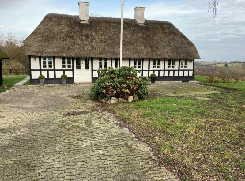 Taulovhus fra år 1677, kan vinde titlen som Danmarks bedste renovering