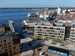 Pressebillede Port House Fredericia